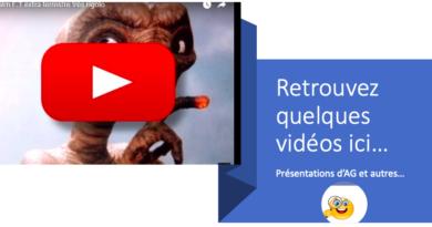 Vidéos mises en ligne